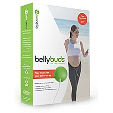 image of Bellybuds® by WavHello Baby-Bump Sound System
