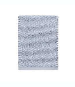 Toalla de medio baño de algodón  Wild Sage™ Savannah color azul neblina