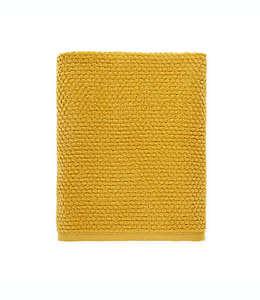 Toalla de medio baño de algodón  Wild Sage™ Savannah color mostaza