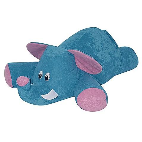 Novelty Collection Elephant Bean Bag Chair  sc 1 st  Bed Bath u0026 Beyond & Novelty Collection Elephant Bean Bag - Bed Bath u0026 Beyond