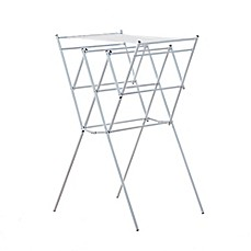 image of Neatfreak!® Accordion Drying Rack with Mesh Top Shelf