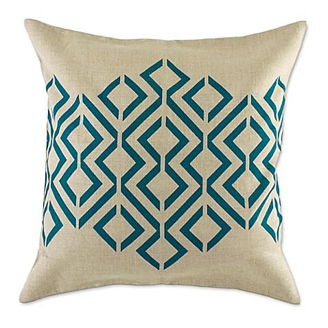 Geo Diamond Throw Pillow Cover - Bed Bath & Beyond