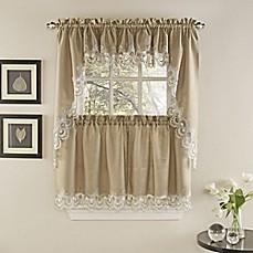 kitchen & bath curtains - bed bath & beyond