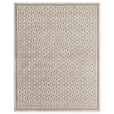 Image Of Feizy Penelope Rug In Pewter Light Grey