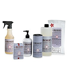 image of Mrs. Meyer's® Clean Day Aromatherapeutic Lavender Cleaning Products