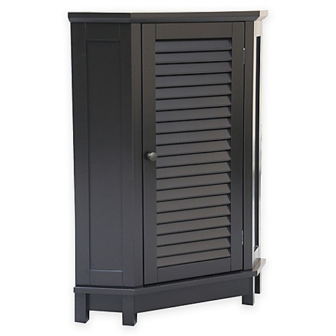 Summit Corner Floor Cabinet Bed Bath Beyond