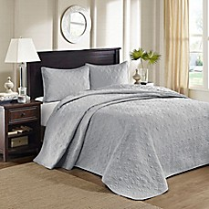 image of Madison Park Quebec Bedspread Set