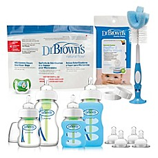 image of Dr. Brown's® Options™ Glass Bottle Starter Set