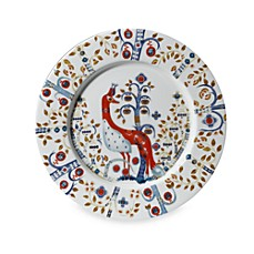 image of Iittala Taika Salad Plate in White