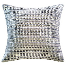image of KAS Room Finley 16-Inch x 16-Inch Decorative Pillow