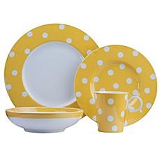 Freshness Dots 8-Piece Dinnerware Set  sc 1 st  Bed Bath u0026 Beyond & polka dot dinnerware | Bed Bath u0026 Beyond