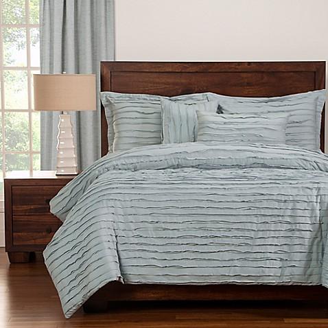 Buy Tattered King Duvet Cover Set With Comforter Insert In