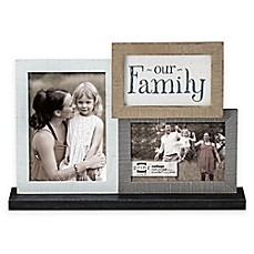 image of prinz 2 photo neutrals mantel family collage