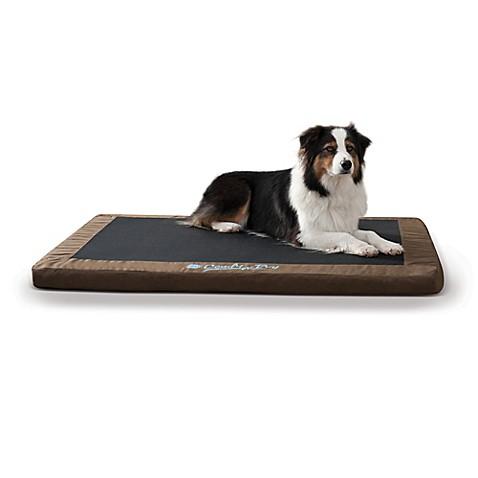 K H Comfy N Dry Dog Bed