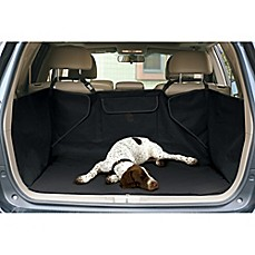 image of Quilted Cargo Cover for Pets in Black