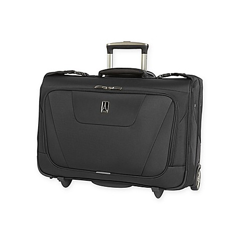 Buy travelpro maxlite 4 rolling garment bag in black for Wedding dress garment bag for plane