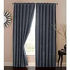 image of Absolute Zero Velvet Blackout Home Theater Curtain Panel