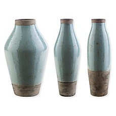 image of Style Statements by Surya Banner Ceramic Floor Vase