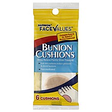 image of Harmon® Face Values™ 6-Count Bunion Cushions