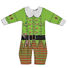 image of Faux Real Xmas Elf Romper