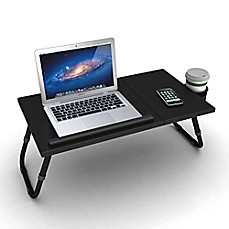 image of Adjustable Laptop Tray in Black
