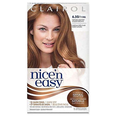 Clairol 174 Nice N Easy Permanent Hair Color 6 5g 114a