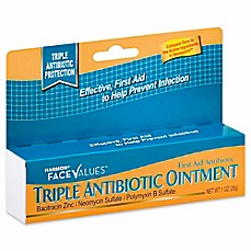 image of Harmon® Face Values™ 1 oz. Triple Antibiotic Ointment