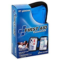 image of First Aid Only™ 81-Piece First Aid Essentials Kit