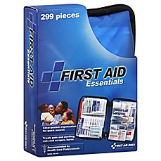 image of First Aid Only™ 299-Piece First Aid Essentials Kit
