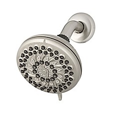 image of Waterpik® Elite™ Carson 9-Setting Fixed Showerhead with PowerPulse™