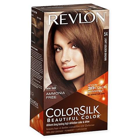 revlon colorsilk beautiful color hair color in 54 light