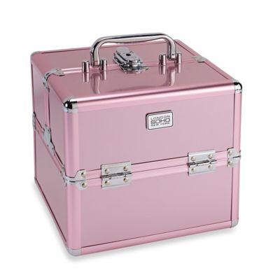 Soho Eye Pop Beauty Case in Pink Bed Bath Beyond