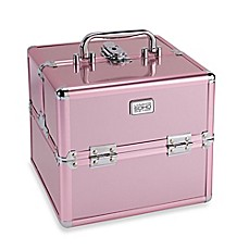 image of Soho® Eye Pop Beauty Case in Pink