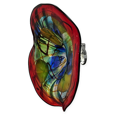 Dale Tiffany™ Hankley Art Glass Wall Décor - Bed Bath & Beyond