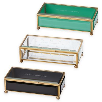 kate spade new york Out of the Box Jewelry Box Bed Bath Beyond
