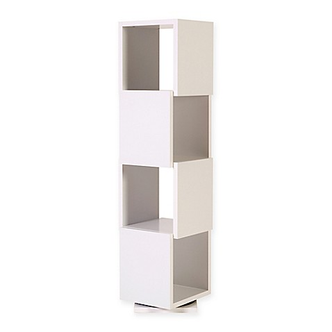 Nice Tema Shell Revolving Storage Tower Bookcase