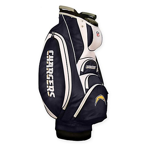 Buy Nfl San Diego Chargers Victory Golf Cart Bag From Bed