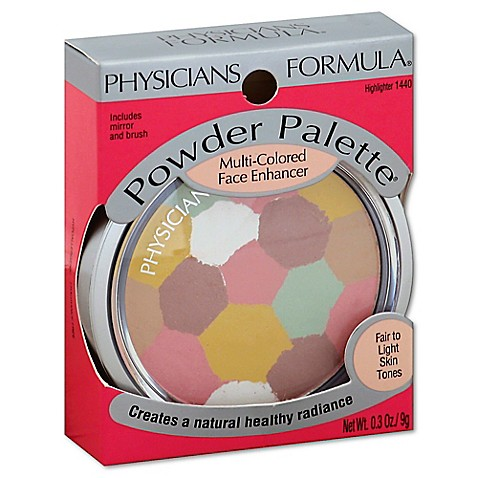 Physician's Formula Powder Palette Multi-Colored Face ...