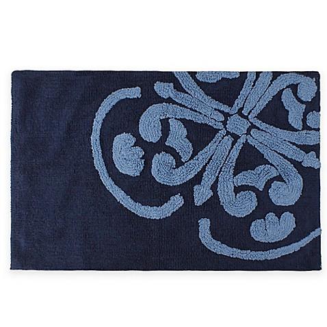 buy zamora bath rug from bed bath beyond. Black Bedroom Furniture Sets. Home Design Ideas