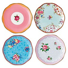 image of Royal Albert Candy Mini Plates (Set of 4)