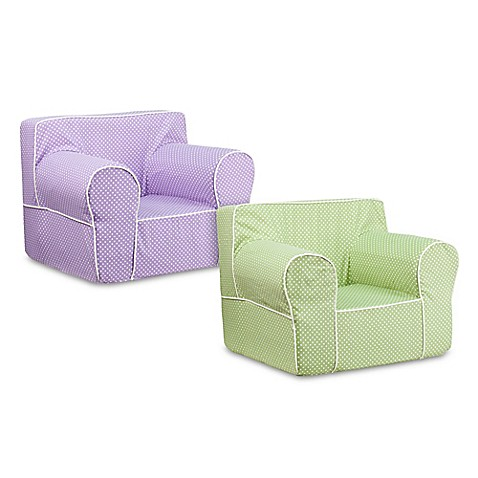 Flash Furniture Dot Oversized Kids Chair BABY