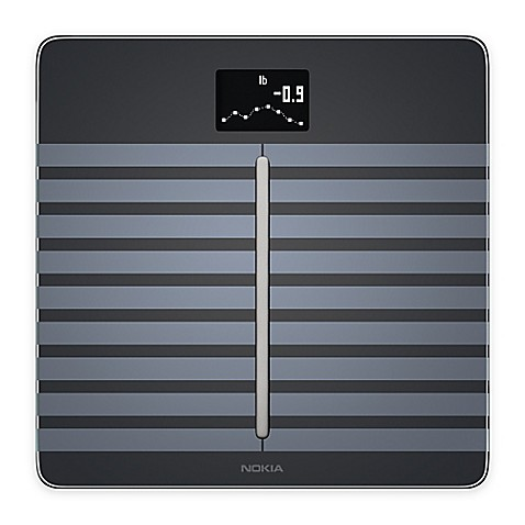 image of nokia heart health and body composition wifi scale