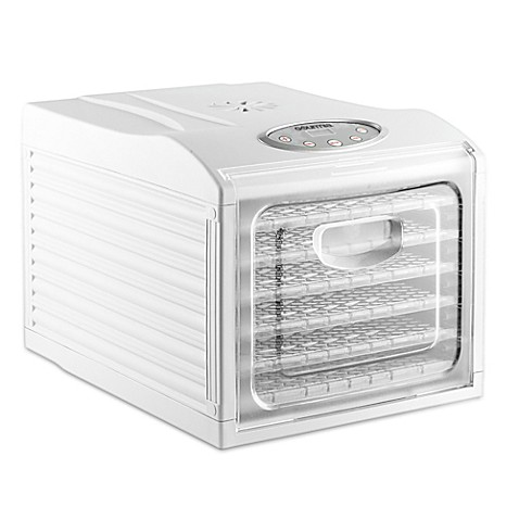 Countertop Dishwasher Bed Bath And Beyond : ... Countertop Auto Food Dehydrator in White from Bed Bath & Beyond