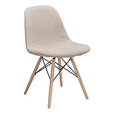 image of Zuo® Selfie Dining Chair in Beige