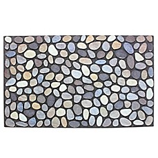 Ju0026amp;M Home Fashions 18 Inch X 30 Inch Pebbles Door Mat