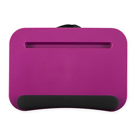 Buy Media Lap Desk In Purple From Bed Bath Amp Beyond