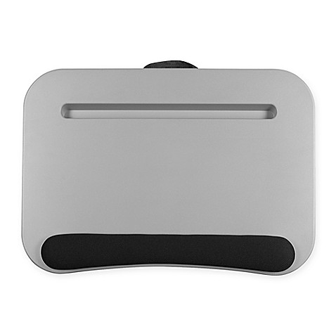 Buy Media Lap Desk In Grey From Bed Bath Amp Beyond