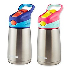 image of Contigo® AUTOSPOUT® Striker 10 oz. Chill Stainless Steel Water Bottle