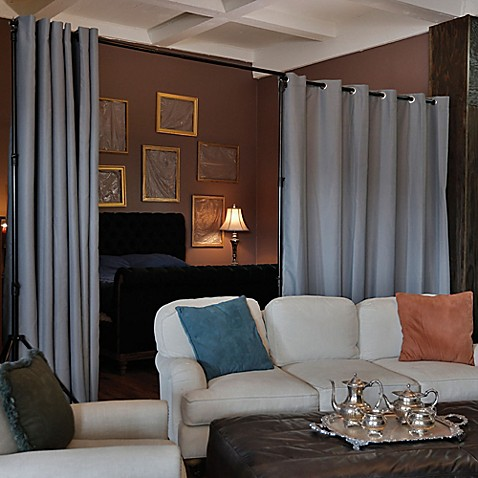RoomDividersNow has been in business since , leading the way when it comes to curtain-type dividers used to section rooms. These curtains can separate any open spaces that need to be a little more comfortable and homely, perfect for creating private spaces without the permanence of a wall.