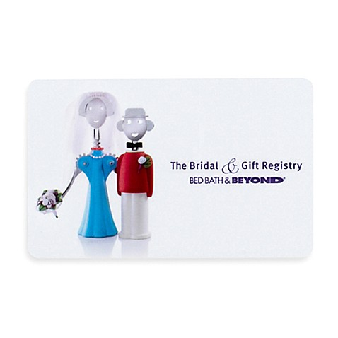 """The Bridal & Gift Registry"" Couple Gift Card $100"